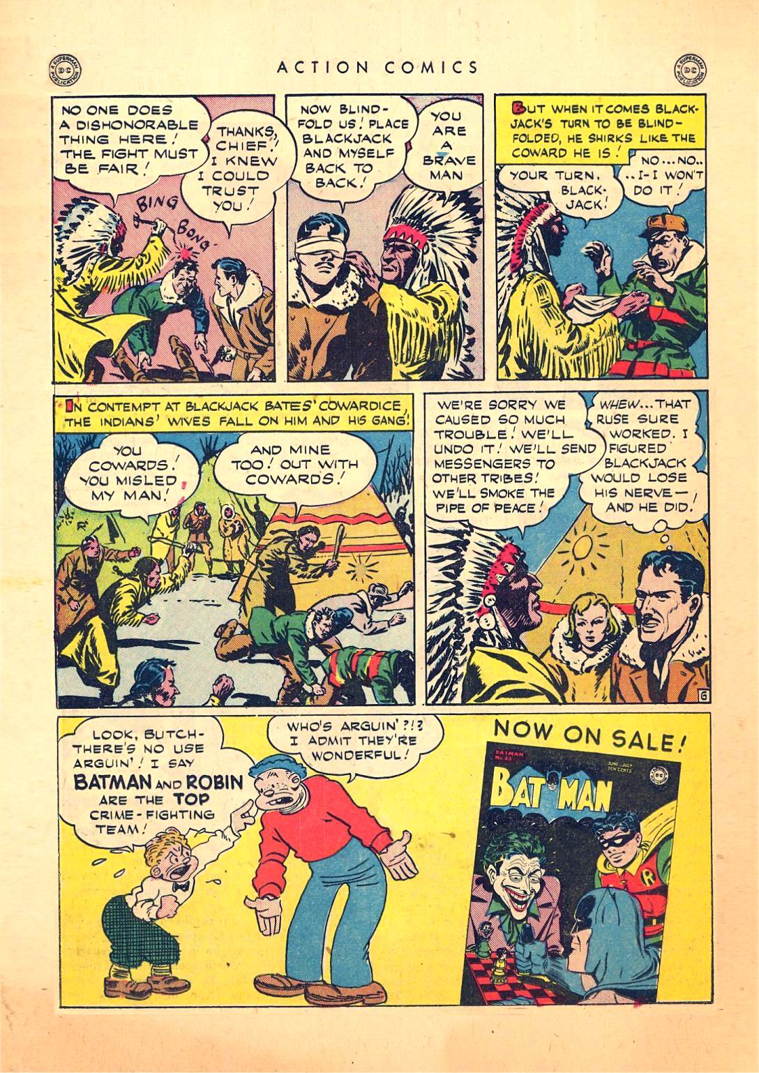 Action Comics (1938) 73 Page 36