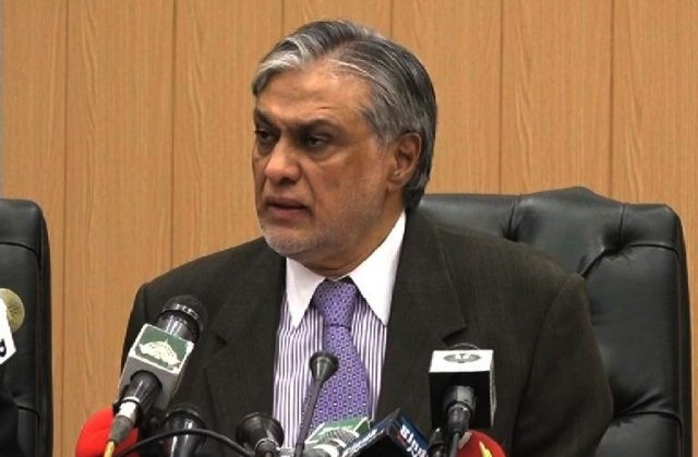 NAB requests Accountability Court to issue non-bailable arrest warrant for Ishaq Dar