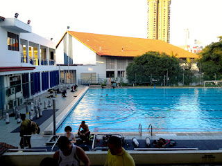 Outram Secondary School Pool