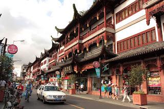 Paket Beijing-Shanghai Muslim