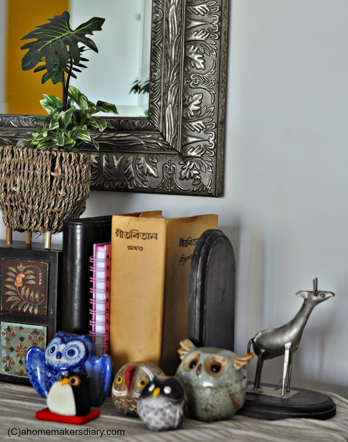 A Homemaker's Diary: My Bengali Home