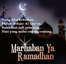 tiba saatnya bulan yang suci dan penuh berkah Gambar Kartu Ucapan Ramadhan Update