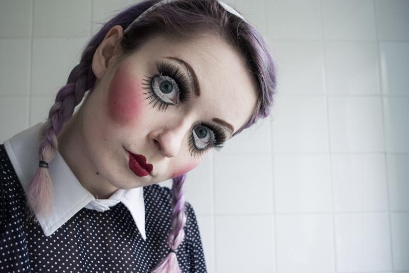 28+ [ Creepy Doll Costume And Makeup ] | Broken Porcelain Doll ...