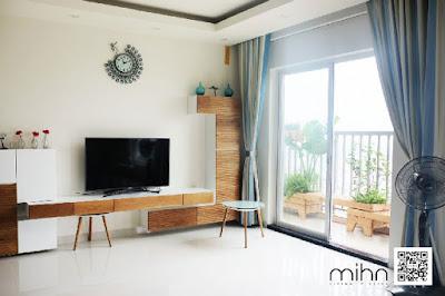 Rèm vải cao cấp dùng làm trang trí nội thất gia đình