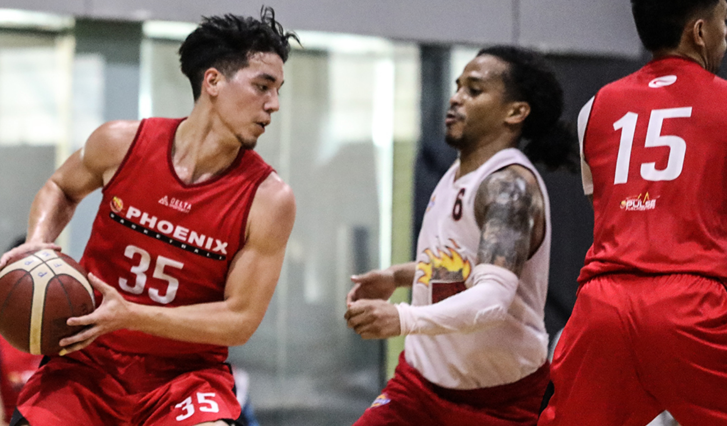 Phoenix def. San Miguel, 108-90 (VIDEO) Phoenix Super Basketball Tournament 2020