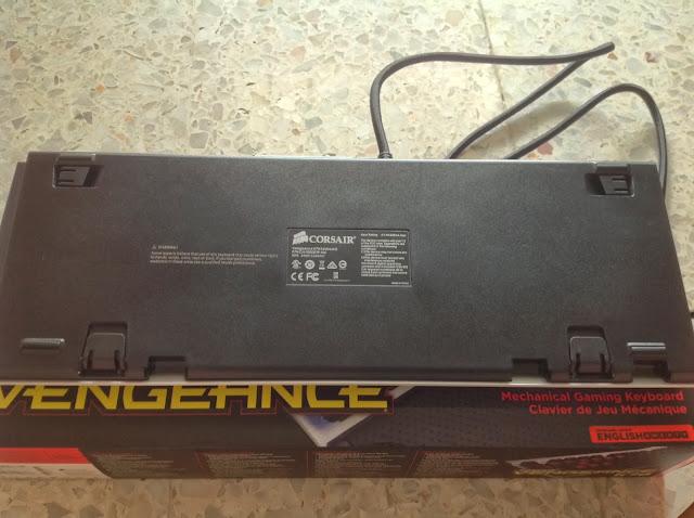 Corsair Vengeance Series Mechanical Keyboard Round Up 192