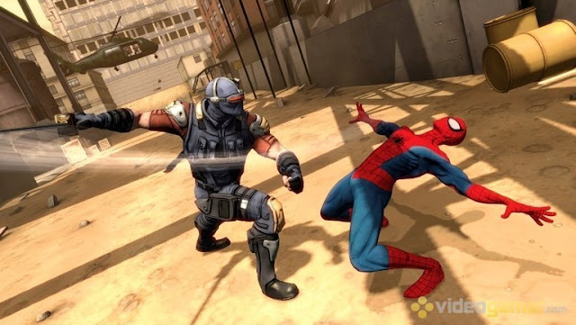 Spiderman Shattered Dimensions PC Full Version Screenshot 2
