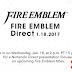 Fire Emblem Direct amanhã com vários jogos a serem anunciados.