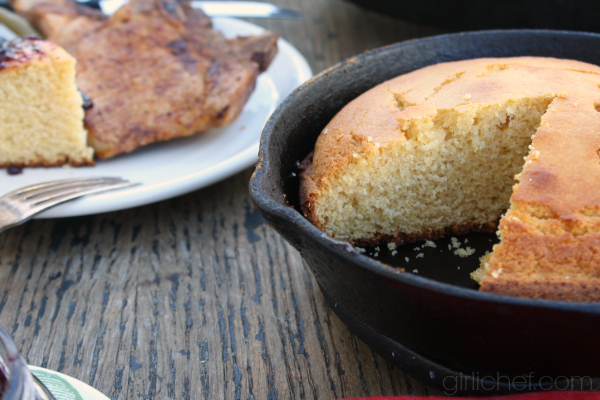 Sweet Brown Butter Cornbread - Food Memory Guest Post w/ All Roads ...