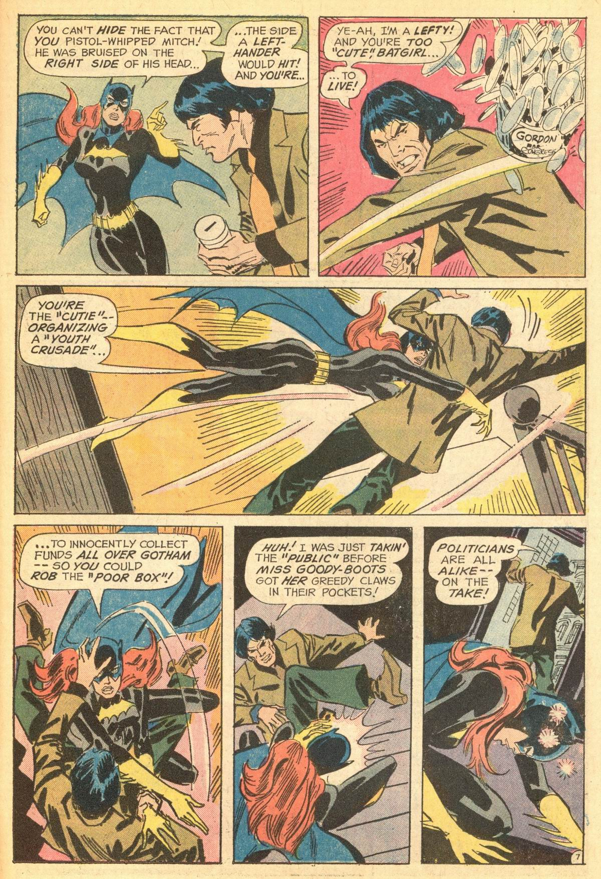 Detective Comics (1937) 423 Page 34