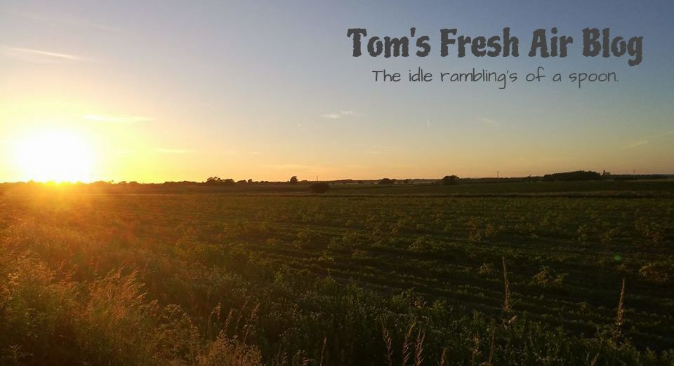 Tom's Fresh Air Blog