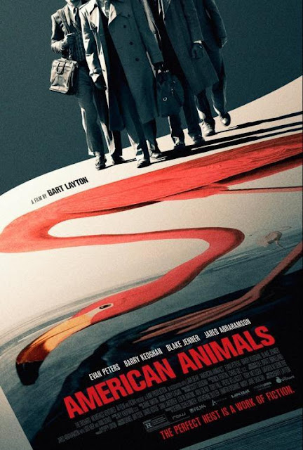 American Animals [2018] [BBRip 1080p] [Dual Audio]