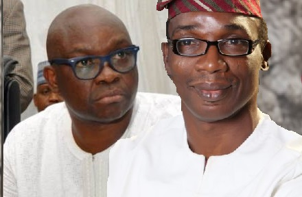 segun adewale and fayose