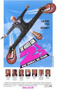 The Naked Gun 2½: The Smell of Fear Poster