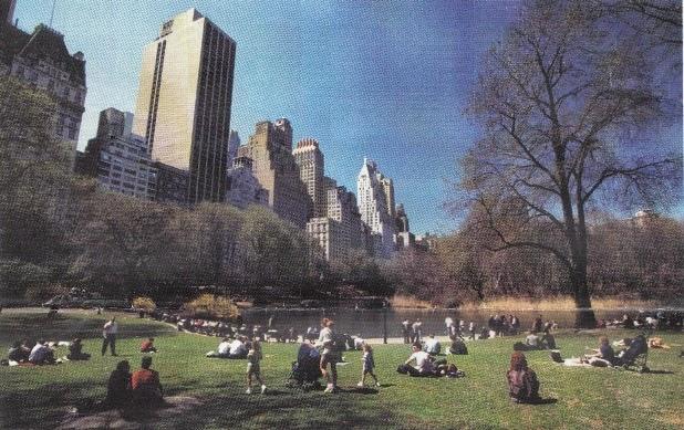 เดินเล่นที่เซ็นทรัลพาร์ค - Sightseeing at Central Park
