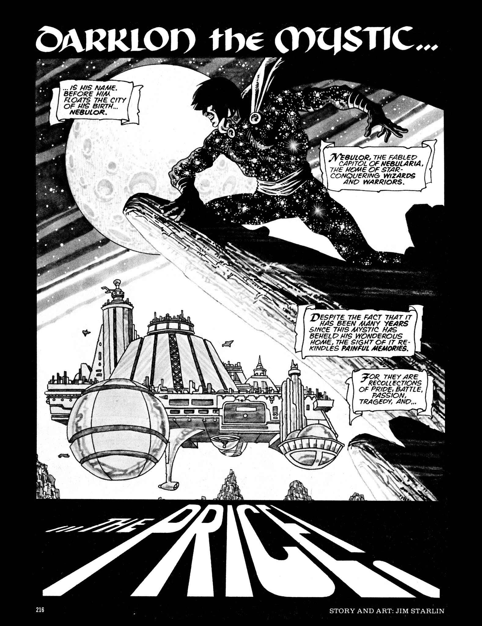 Read online Eerie Archives comic -  Issue # TPB 16 - 217