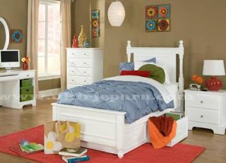Furniture Jati Jepara Terbaik Untuk Kamar Anak