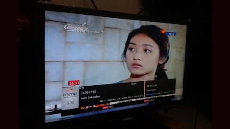 Sinyal SMV TV Hilang Saat Hujan