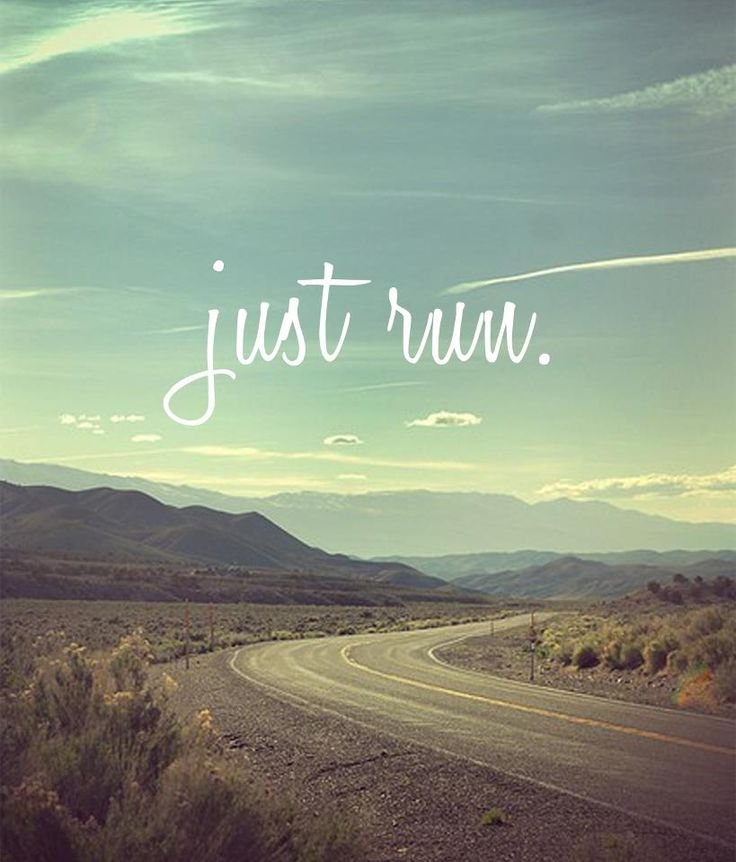 Getting Back to Running / Finding Motivation.