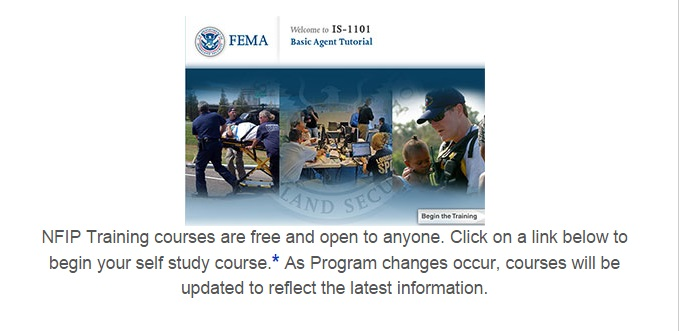 Adjuster's Life: *New* Free online flood insurance courses ...