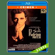 El padrino: Parte III (1990) 4K UHD Audio Dual Latino-Ingles