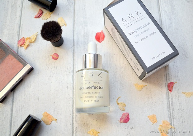 ARK Clearing Serum skincare for pores