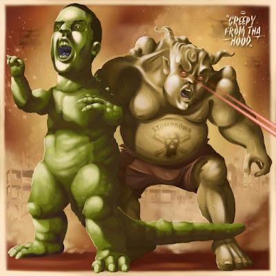 Foyone & Merkules - Creepy From Tha Hood (EP) [2016]