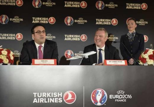 La Euro volará con Turkish Airlines