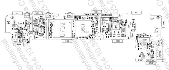 Schematics Diagram Nokia x RM-980