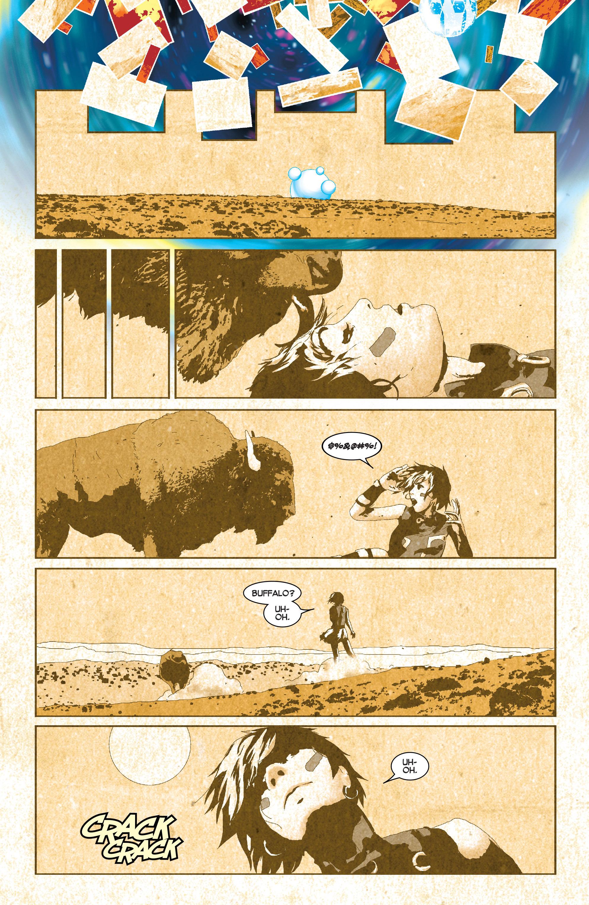 Read online Uncanny X-Men (2013) comic -  Issue # Annual 1 - 8