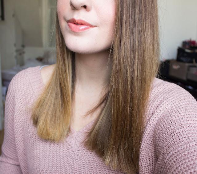 Routine cheveux shu uemura GHD