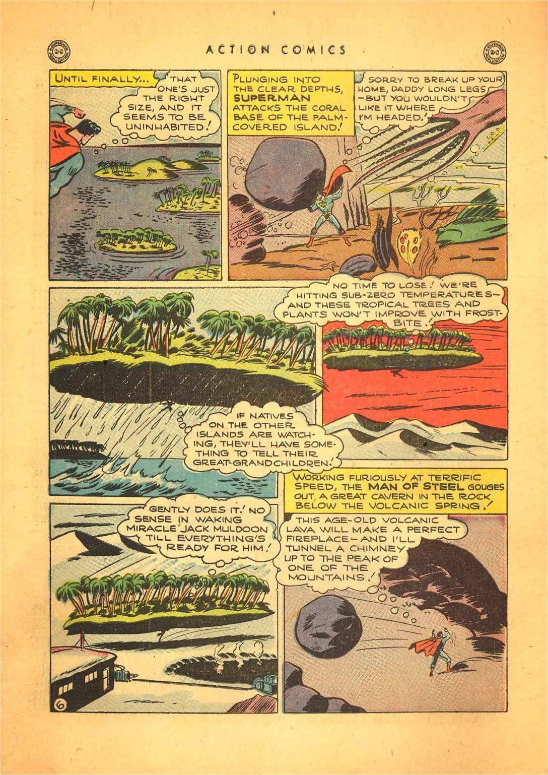 Action Comics (1938) 116 Page 6