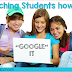 "Teaching Students how to ""Google It"" to Learn Online Research Skills"