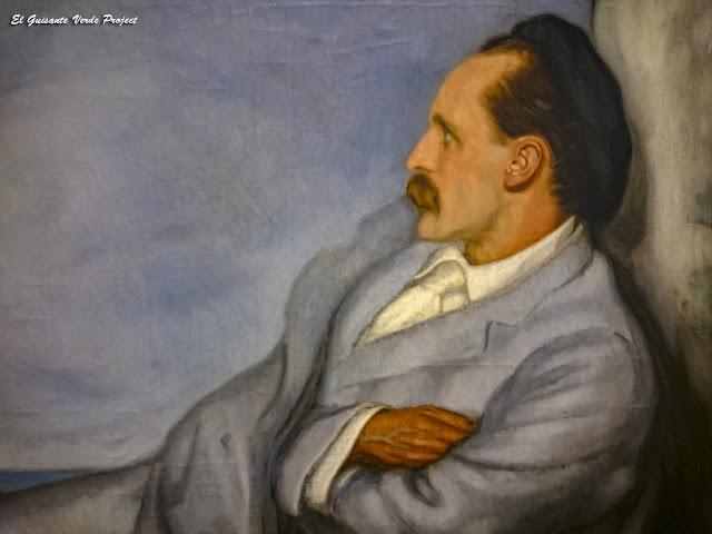 Tomás Meabe (detalle), Alberto Arrue - Museo Bilbao por EGVP