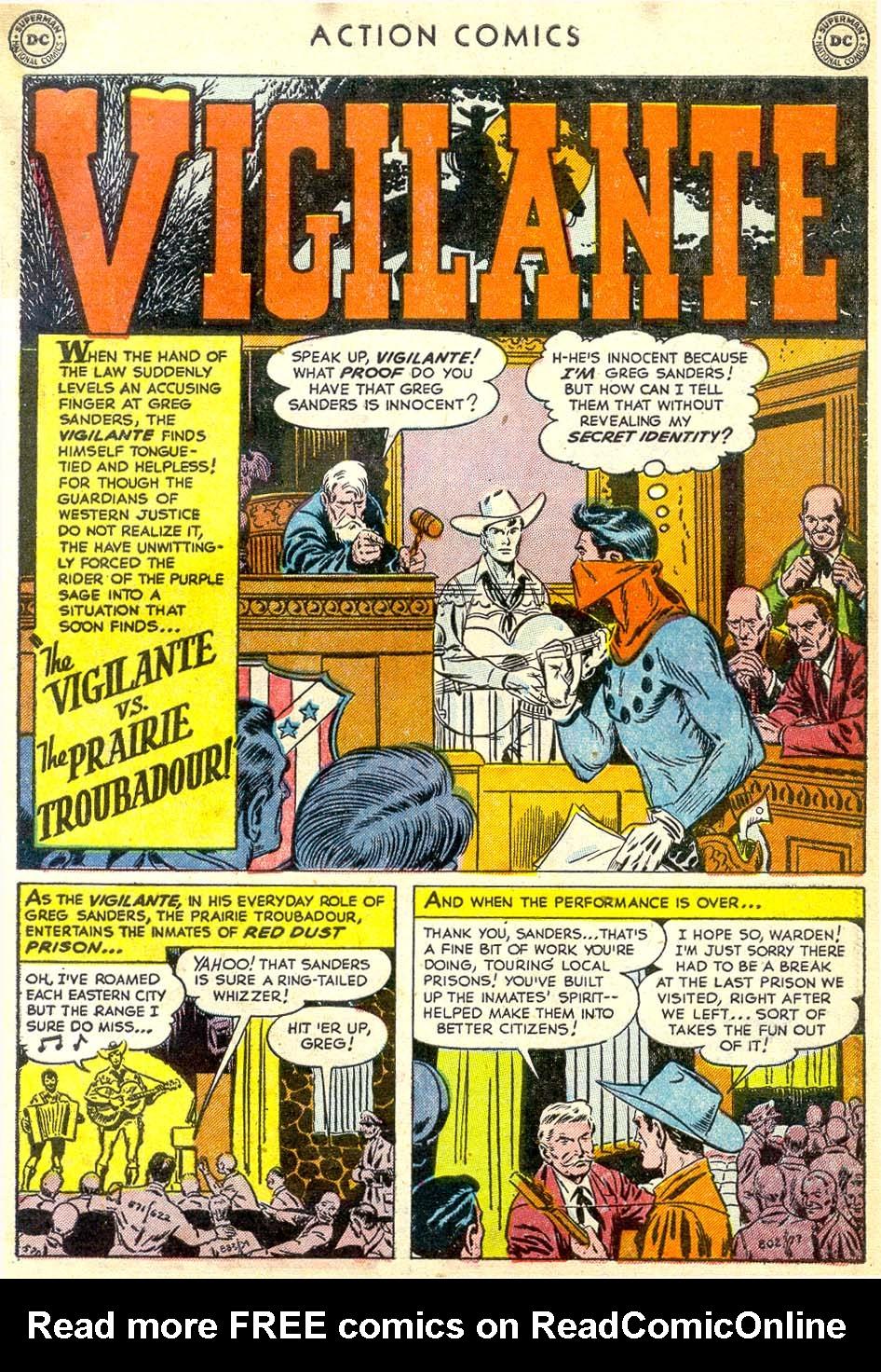 Action Comics (1938) 164 Page 32