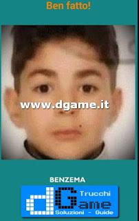 Soluzioni Guess the child footballer livello 48