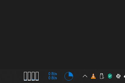 Cara Menambahkan System Monitor di Windows 10