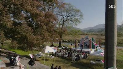 Sinopsis The Village: Achiara's Secret Episode 9