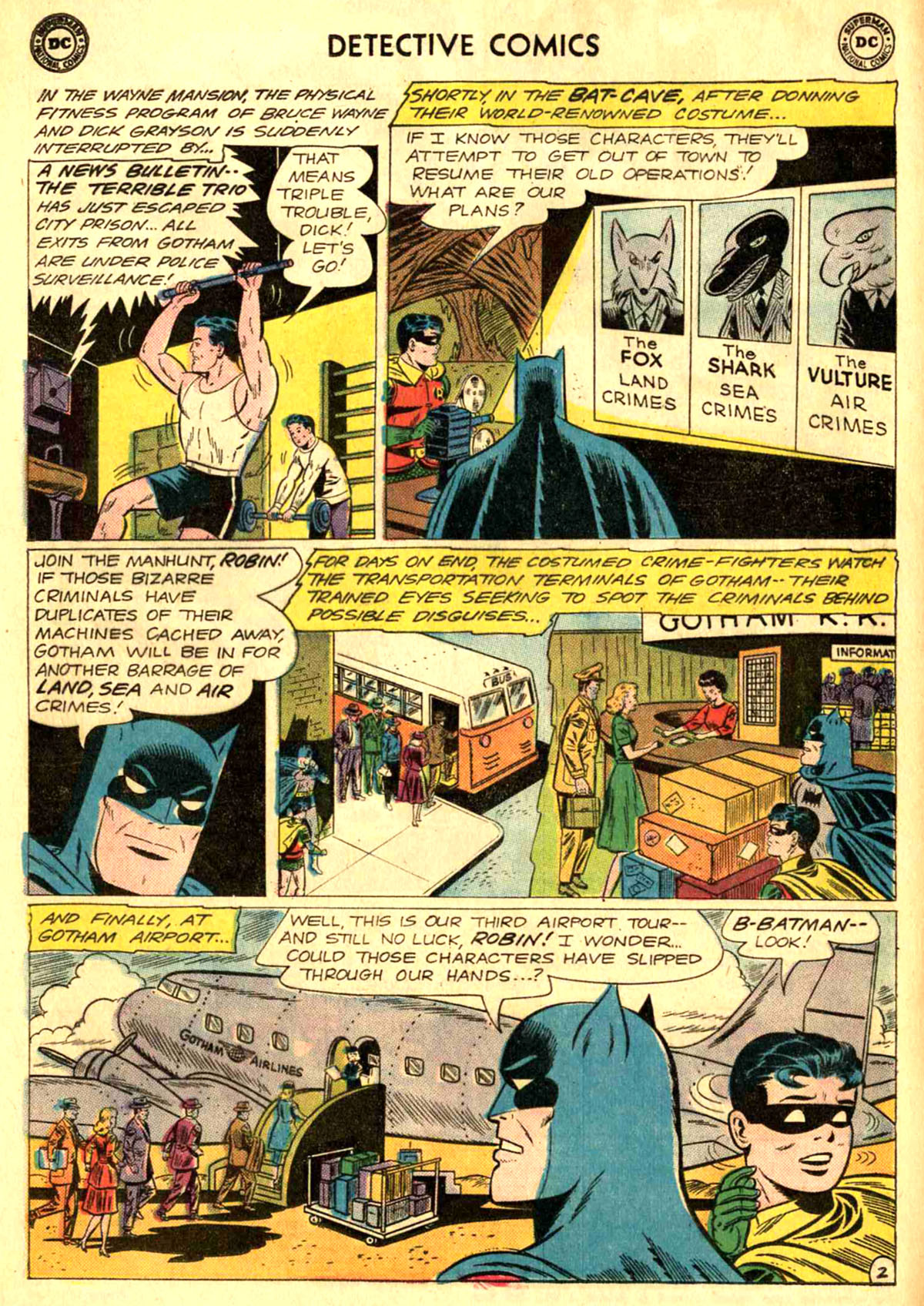 Detective Comics (1937) 321 Page 3