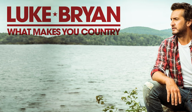 "Luke Bryan Scores No. 1 Album on Billboard 200 Chart With ""What Makes You Country"""