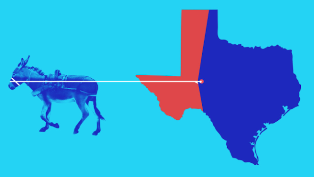 Texas Democrats need a big turnout to win. Polls suggest they won't get it.