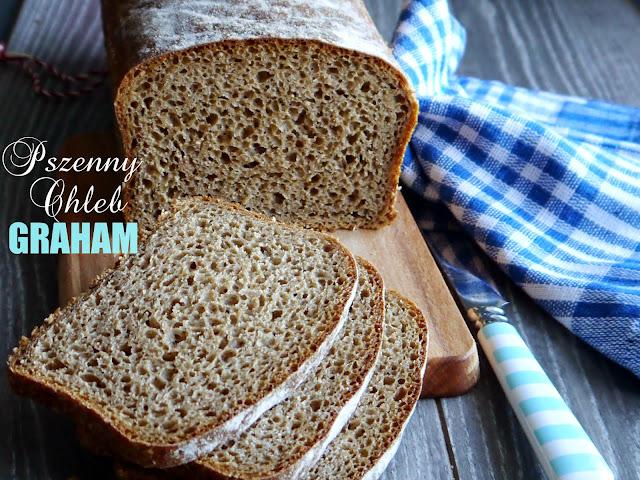Chleb pszenny Graham - Czytaj więcej »
