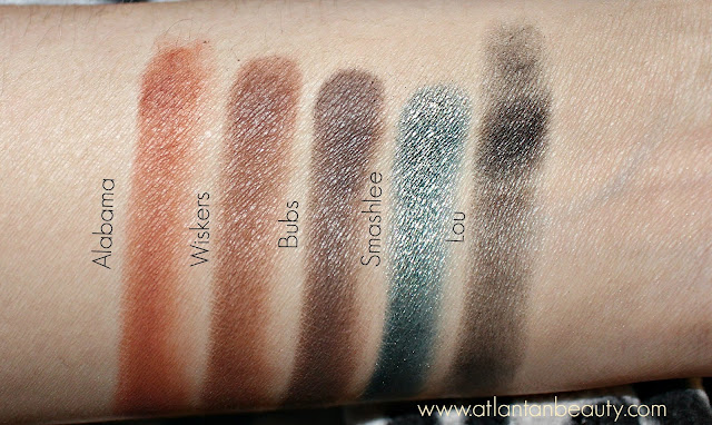 Violet Voss x Laura Lee Eyeshadow Palette Review and Swatches