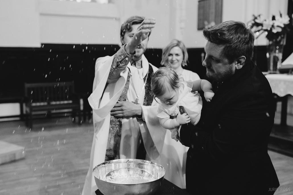 bērnu kristības