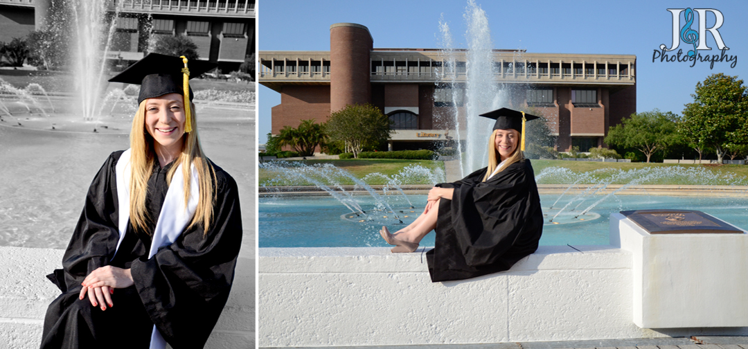 J&R Productions: UCF Graduation Shoot