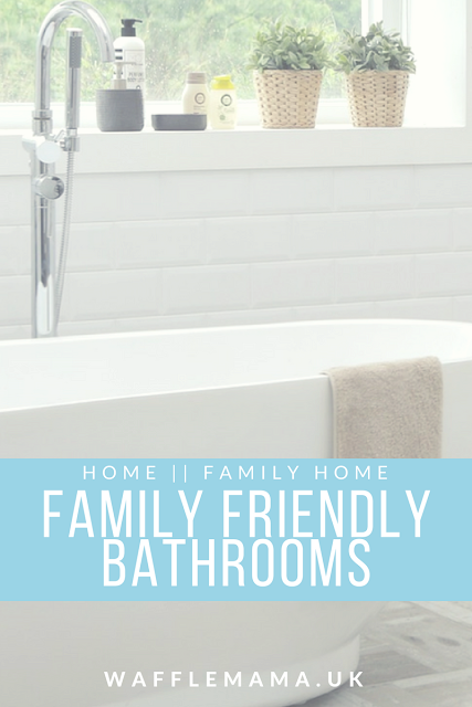 BATHROOM IDEAS FAMILY FRIENDLY BATHROOM