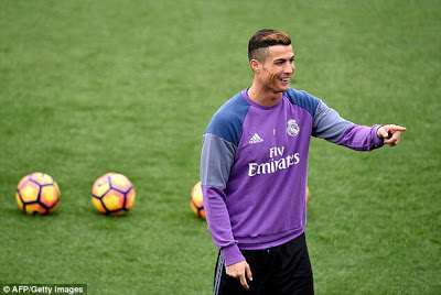 Cristiano Ronaldo's agent releases tax documents showing footballer earned £191m last year (£500k per day) amid tax evasion allegations