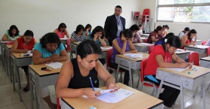 MINEDU: ¿Cuándo es el Examen de Nombramiento Docente y Contrato Docente 2017? (Prueba Única Nacional 28 Mayo) www.minedu.gob.pe