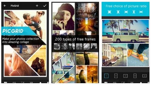 aplikasi kolase foto terbaik di android