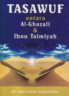 Download Buku Tasawuf Antara al-Ghazali dan Ibnu Taimiyah